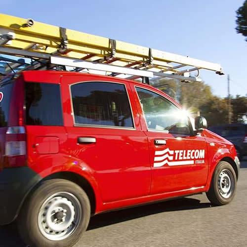 piattaforma gestione flotta manutentori tim telecom italia | flotta tim