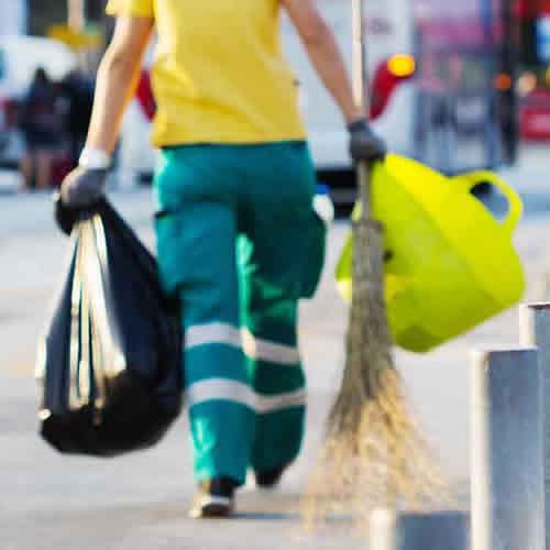 way certificazione monitoraggio pulizia strade | spazzatrici