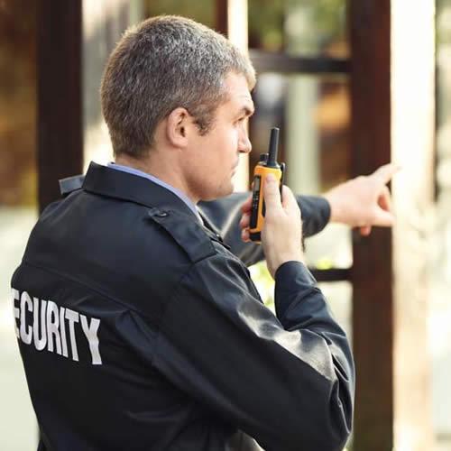 WAY | Servizi di vigilanza e sicurezza