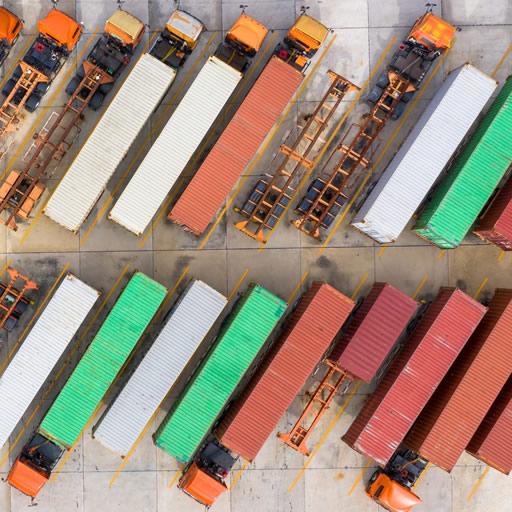 trasporto merci rimorchi container | rimorchi container